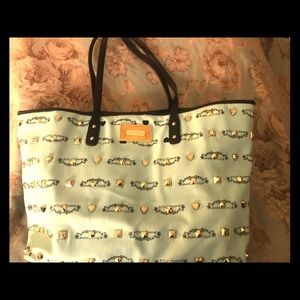 Betsey Johnson Bags - Betsy Johnson mint green handbag